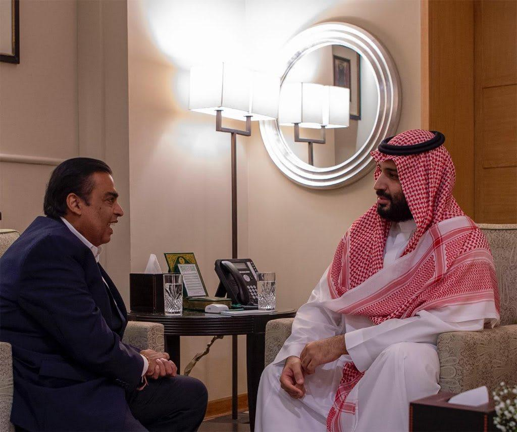 Saudi commits to meet oil supplies to Reliance