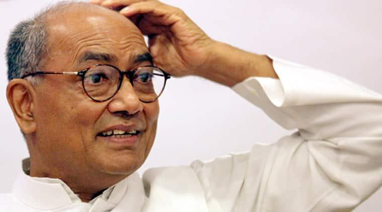 I couldn't go to vote to Rajgarh and I regret it: Digvijaya