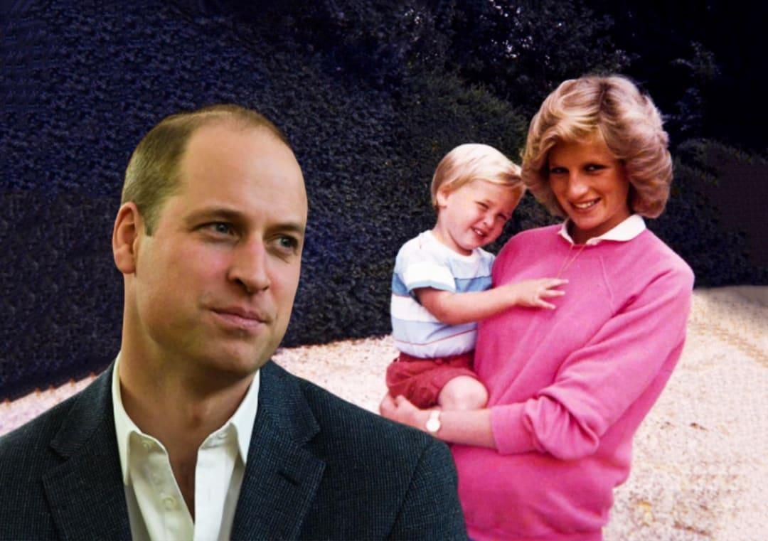 Pain like no other: Prince William on mother Diana's death