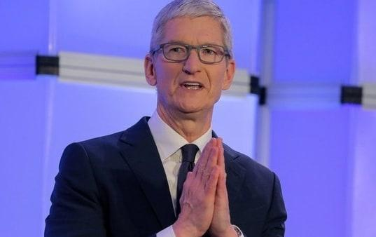 My generation failed you: Apple CEO Tim Cook on climate change